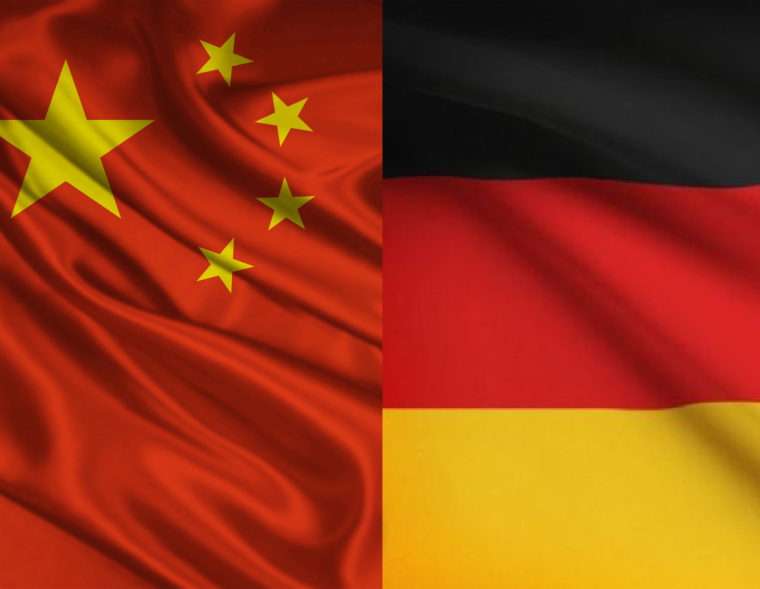 Chinois/Allemand