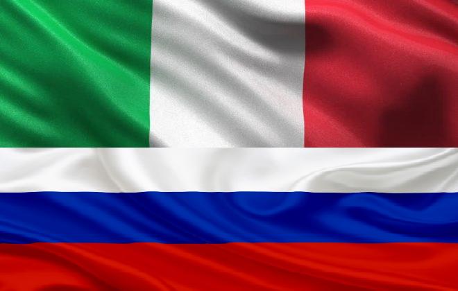 Italien/Russe
